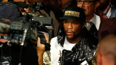 Mayweather Jr. no apura regreso.