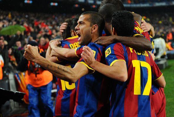 Barcelona dio una exhibición perfecta y con autoridad goleó al Real Madr...