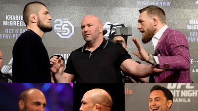 En fotos: la impactante oreja de coliflor en los peleadores de UFC