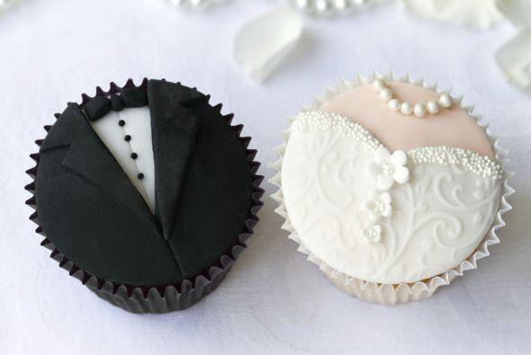 O tal vez, los típicos 'cupcakes', hechos especialmente para la ocasión.