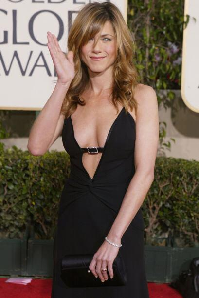 Jennifer Aniston comenzaba a demostrar que también podía s...