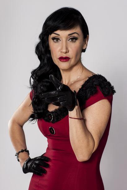 Susana Zabaleta llega con la sensualidad que le caracteriza a calificar...