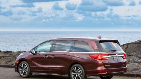 La minivan más vendida llega renovada: Honda Odyssey 2018