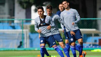 """Cruz Azul trabaja y sueña con que """"ahora sí es la buena"""" en el Apertura 2018"""