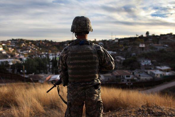 Autoridades estadounidenses por su parte han reforzado la vigilancia en...