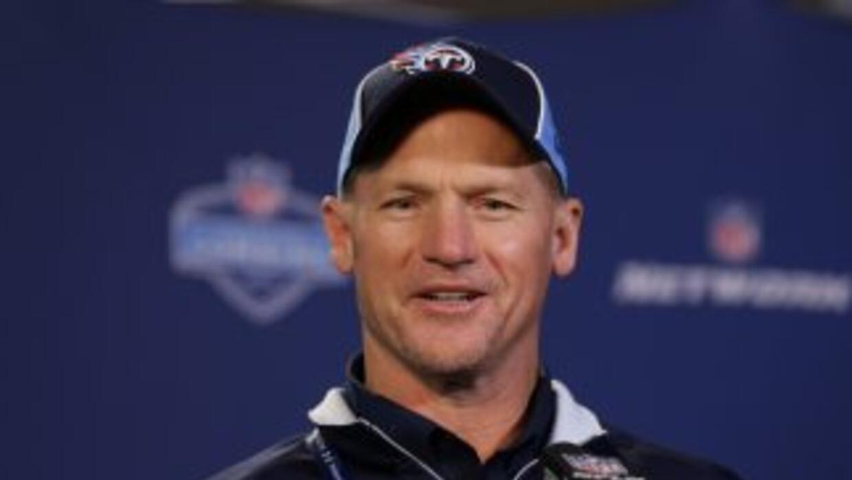 Ken Whisenhunt es el nuevo entrenador en jefe de los Titans (AP-NFL).