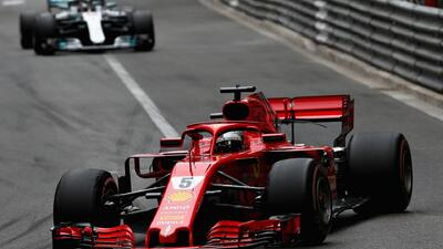 La espectacular batalla por la pole entre Ferrari y Mercedes en el Gran Premio de Canadá