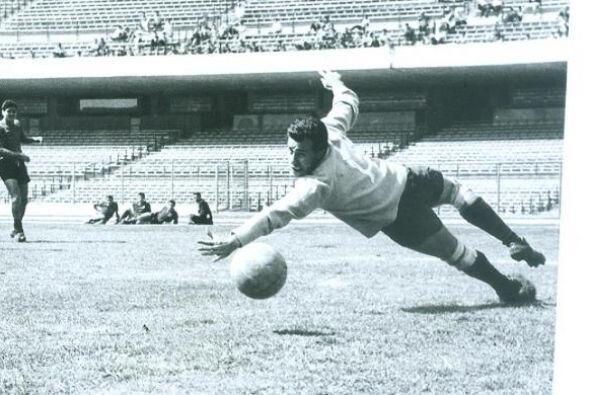 """El técnico era Rodolfo Muñoz """"Butch"""" y esa primera campa&n..."""