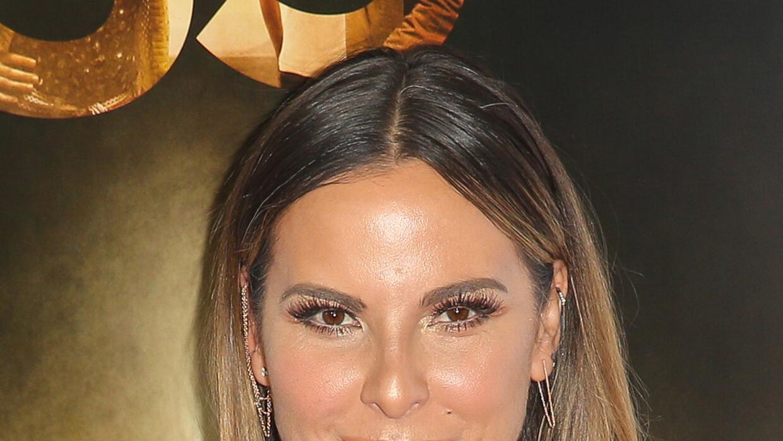 La actriz Kate del Castillo.