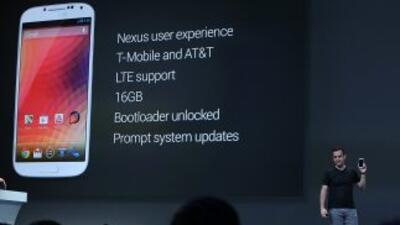 Google reveló los más recientes dispositivos móviles que funcionan con s...