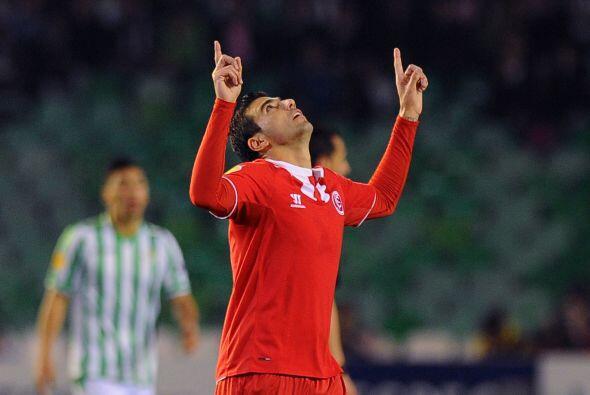 Por el Sevilla José Antonio Reyes quiere demostrar que aún tiene velocid...