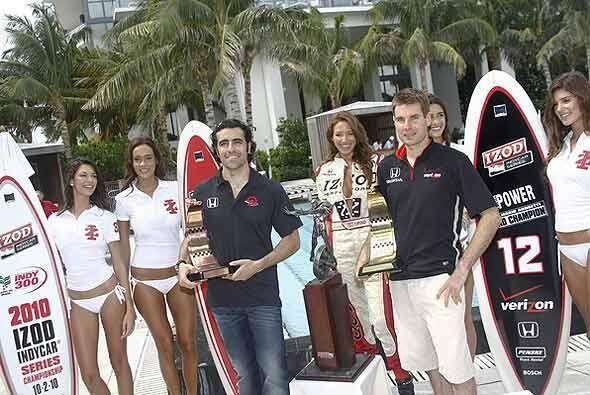 La última carrera de la temporada en la IndyCar llegó a Miami para defin...