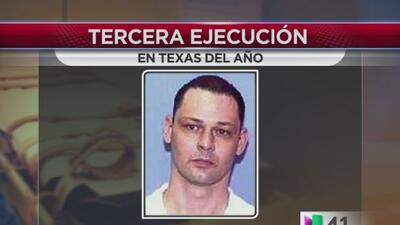 """Texas ejecutó este miércoles a Donald Newbury, miembro de la banda """"Los..."""
