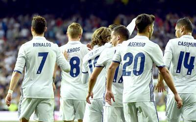 Estos serían los 11 del Real Madrid para jugar la final de la Champions...