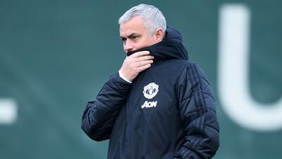 José Mourinho fue despedido del Manchester United