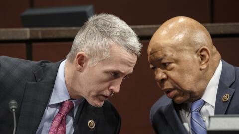Los representantes Trey Gowdy y Elijah Cummings investigarán  el...