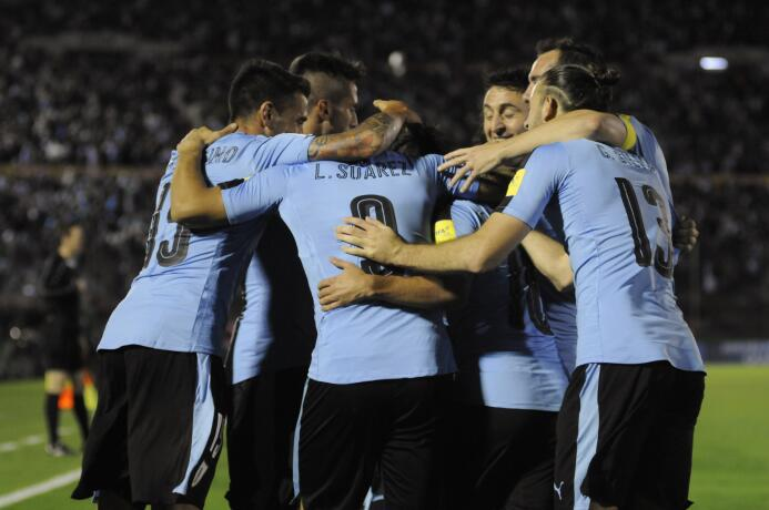 19. Uruguay (Conmebol) - 1.332.041 seguidores.