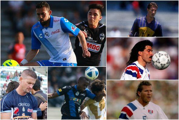 A pesar de la cercanía, no hay un gran número de futbolistas estadounide...
