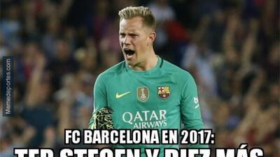 Los mejores memes del triunfo del Barcelona sobre el Atlético por La Liga