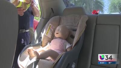 Altas temperaturas en el verano causan más muertes de niños autos calientes