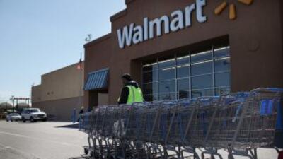 Walmart es la empresa minorista más grande en el mundo.