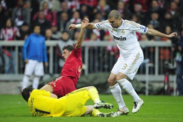 Pero el resto del juego tuvo más oportunidades de gol, principalmente pa...