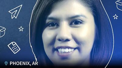 Viridiana Hernández: una mujer que mueve a los latinos a votar en Arizona