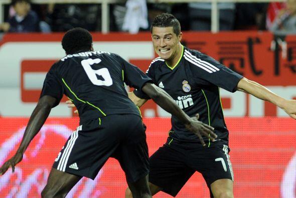 Gracias a esto, Cristiano marcha como 'Pichichi' de la Liga y sue&ntilde...
