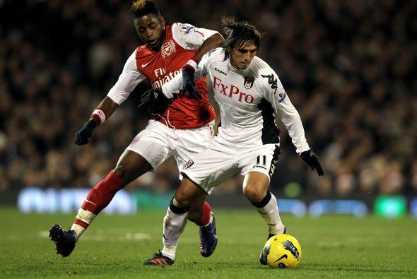 El duelo más importante del día vio en acción a Fulham recibiendo al Ars...