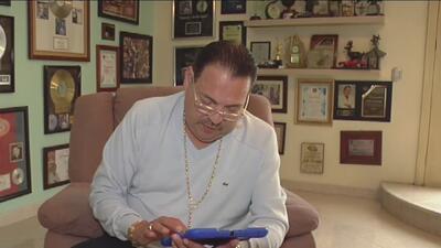 Julio Preciado sigue luchando para conseguir la visa que le permita viajar a los Estados Unidos