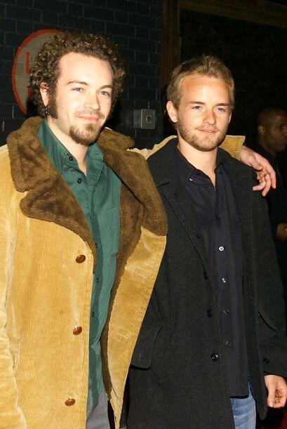 Christopher es hermano menor del actor Danny Masterson, quien salía en e...