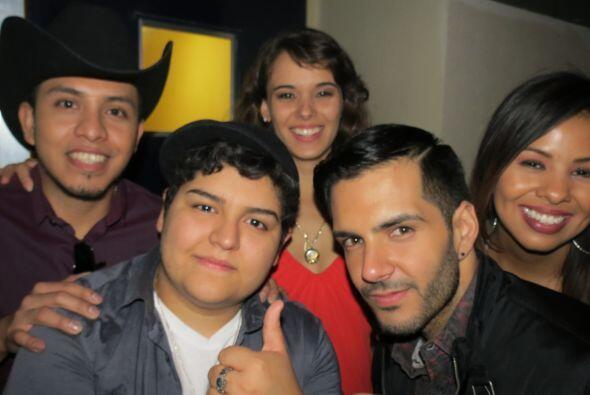 Y ellos no pudieron seguir al programa 2: Miguel, Stephanie Guzmán, Chlo...