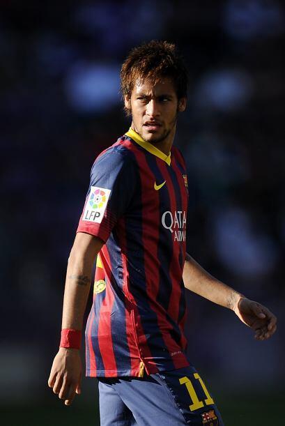 Neymar tuvo un gran juego hace un par de semanas con la selección de Bra...