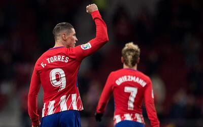 Fernando Torres hizo el gol del triunfo ante el Alavés.