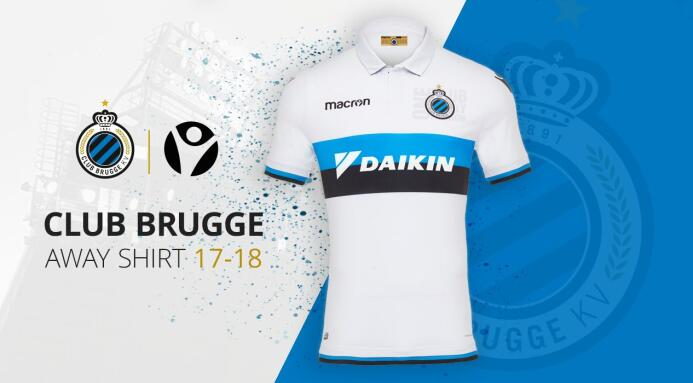 12. Club Brugge (Bélgica) - Visitante
