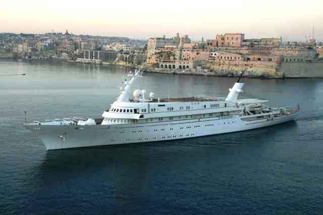 """Puesto 17: el sucesor del Issham Al Baher, o """"Atlantis I"""", es el Atlanti..."""