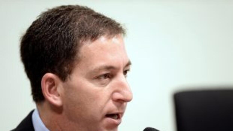Glenn Greenwald, quien divulgó el espionaje de Estados Unidos a partir d...