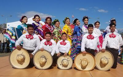 Ballet Folklórico Guadalupano