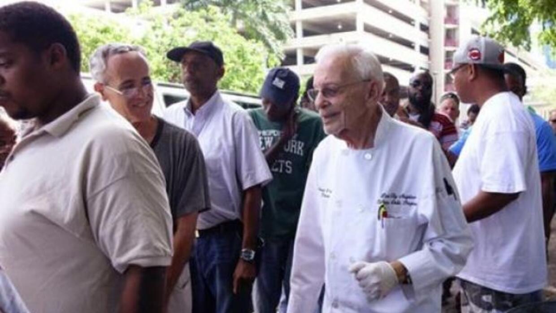 El activista, de 90 años, enfrenta un máximo de dos meses de prisión por...