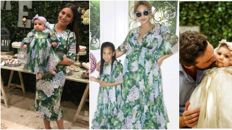 Ana Brenda y su uahijada al estilo Beyonce