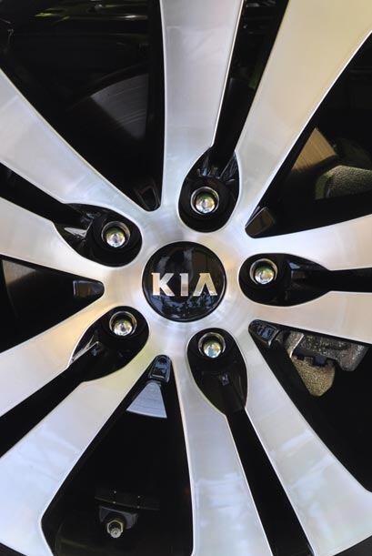 Kia se está convirtiendo en el fabricante coreano más importante gracias...
