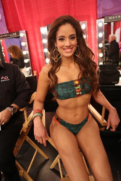 Aleyda es una de las bellas que no se cansa de mostrarnos sus mejores so...