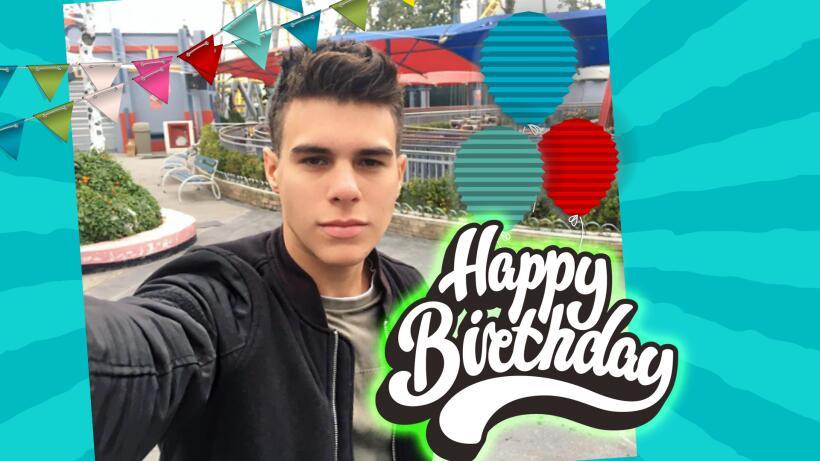 Zabdiel happy birthday