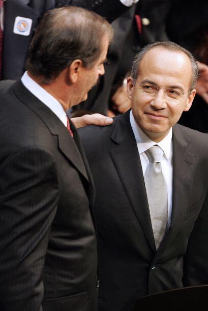 El expresidente mexicano Vicente Fox (2000-2006) afirmó que en una de la...