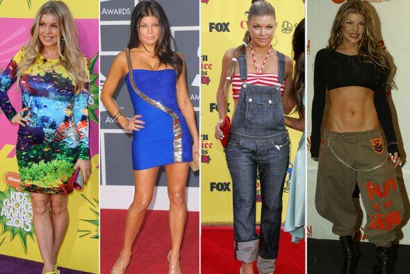 La famosa ha impuesto moda y con sus 'looks' nos ha dejado claro qué se...
