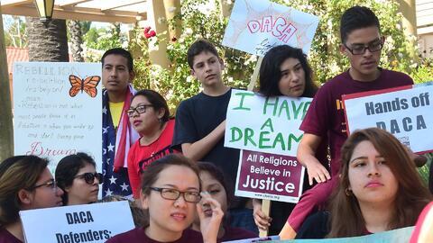 ¿El programa de acción diferida DACA está en riesgo de ser suspendido?