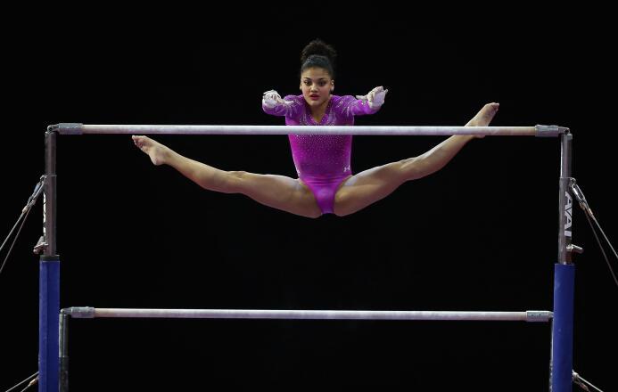 Hacía 32 años que una gimnasta latina no integraba el equipo de EEUU.