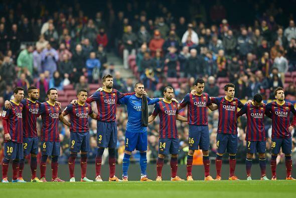 El Barcelona logró hacerse de una reputación como un símbolo de identida...