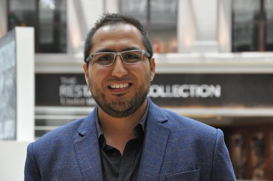 Felipe Servín, CEO y fundador de Shoe Lovers.