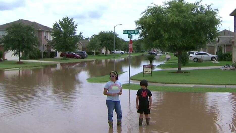 El tiempo severo no da tregua en Texas